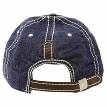 New True Religion Men's Premium Classic Trucker Distressed Hat Cap Buddha TR1995 image 12