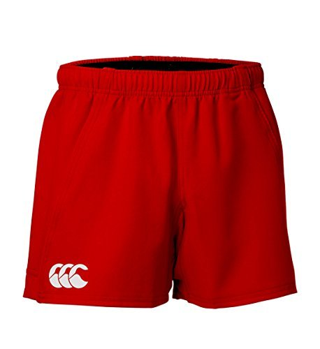 Canterbury Men's Advantage Shorts, Flag Red, Large