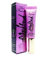 Too Faced Melted Metal Liquified Metallic Lipstick  Melted Metallic Viol... - $23.74