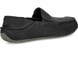 UGG Shoes Upshaw Slippers Loafers Black NEW - $75.00