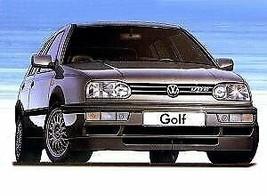 *Fujimi model 1/24 RS-22 VW Golf VR6 - $36.36