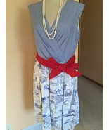 Women's Dress,White,Large (14),Short sleeves,,Lafayette148,NWOT - $94.05