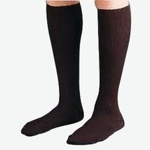 Jobst SensiFoot Knee Length Diabetic Socks 8 -15mmHg - Small Brown - 110856 - $13.29