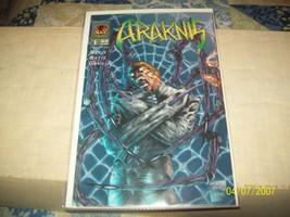 Araknis: Retribution #1 (May 1997, Mushroom Comics / Morning Star Studios) - $2.50