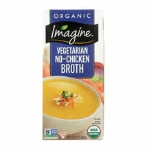 Imagine Foods Broth Soup - No Chicken - Case Of 12 - 32 Fl Oz. - $72.97