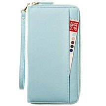 Women Travel Wallet for Women RFID Blocking Wallet - $25.85