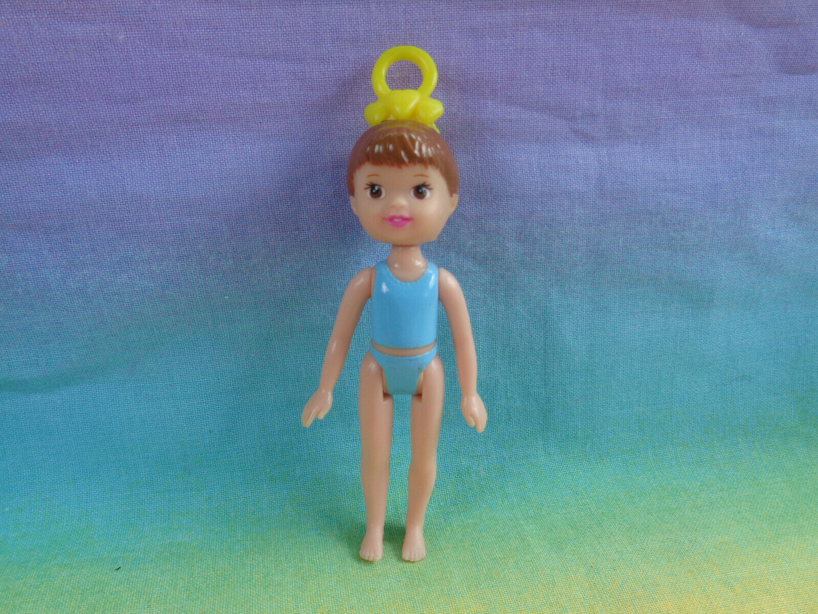 Primary image for 2000 Spin Master Key Charm Cutie Doll - as is - no hair