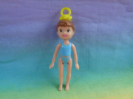 2000 Spin Master Key Charm Cutie Doll - as is - no hair - $2.23