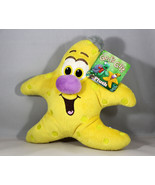 Jacob the Starfish Plush Toy From God's Gift Adventures of the Sea Serie... - $12.34