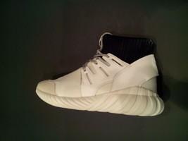 Adidas  Tubular Doom Yin Yang White Black knit Men New nmd BA7554 SZ-8.5 - $59.00