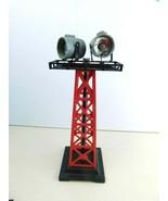 """K-line Model Railroad Spotlight Light Tower 13"""" Tall - $18.80"""