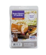 Better Homes & Gardens Farm Apple Pumpkin Scented Wax Cubes Value Pack L... - $4.99
