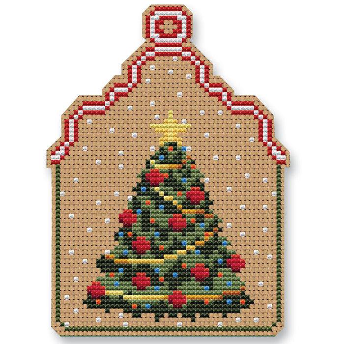 FULL BUNDLE Christmas Ornament Kits (9 total) cross stitch Colonial Needle