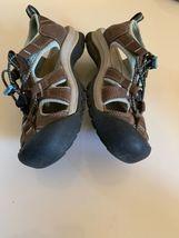 Women's Keen Sport Sandals Size 7 Water Shoes 1008020 Waterproof brown image 3