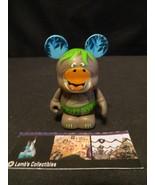 "Disney 3"" Vinylmation Baloo bear Jungle Book series - $11.31"