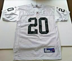 Oakland Raiders Darren McFadden Reebok Authentic (Sewn) Jersey Size 48 - $64.34