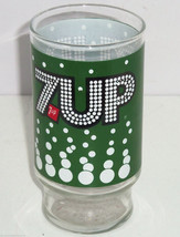 7 Up Glass Drinking The UnCola - $19.95