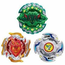 [Takara Tomy] Beyblade Burst B-121 Cho-Z Triple Booster Set Authentic image 3