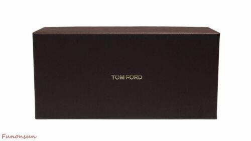 Tom Ford Chris Homme Lunettes de Soleil FT0462 56P Havane / Gris Vert Lentille