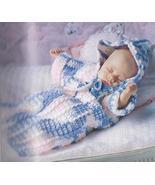 Preemie Baby Bunting Crochet Pattern - £6.13 GBP