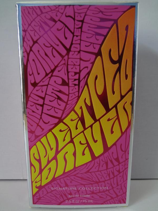 Bath & Body Works Sweet Pea Forever Eau De Toilette 2.5 oz / 75 ml