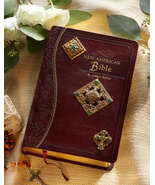Brass Jeweled Bible - $349.95
