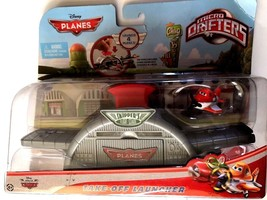 Disney Planes Micro Drifters Take-Off Launcher NIP with Two Vehicles - $19.99