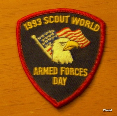 Scout world 1993