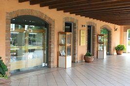 BRACCIALE IN ARGENTO 925 RIGIDO LAMINATO IN ORO GIALLO MADE IN ITALY AQUAFORTE image 6