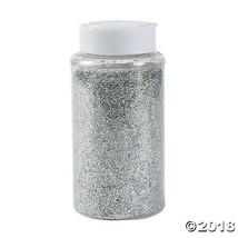 Silver Glitter Jar - $12.49
