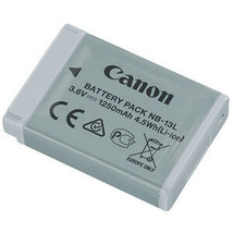 Canon NB-13L Lithium-Ion Battery Pack (3.6V, 1250mAh) - Canon Authorized... - $83.30