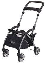 Graco Snugrider Elite Stroller And Car Seat Carrier, Black 2015 - $93.42