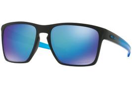 Oakley Sunglasses Sliver XL Sapphire Fade w/Prizm sapphire Polarized OO9... - $227.10