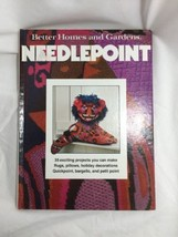 Needlepoint Book Better Homes and Gardens Meredith Corp 1978 - $19.59