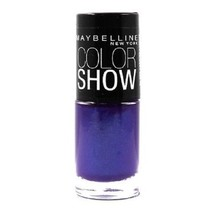 Maybelline Color Show Nail Lacquer 905 passionate plum - $4.94