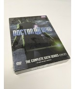 BBC Doctor Who: The Complete Sixth Series 6 (6 Disc Box Set, 2011) *Plea... - $49.49
