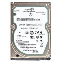 "Seagate Momentus Thin 160GB SATA/300 7200RPM 16MB 2.5"" Hard Drive - $48.95"