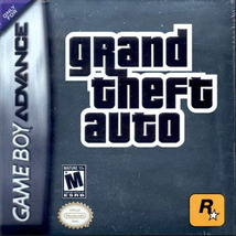 Grand Theft Auto GTA Game Boy Advance GBA - $7.99