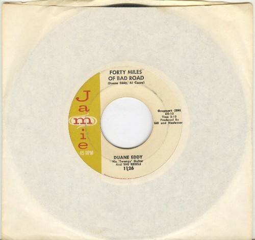 Duane eddy forty miles