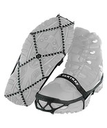 YakTrax 8613 Pro Traction Cleats for Walking, Jogging, or Hiking on Snow... - $28.11