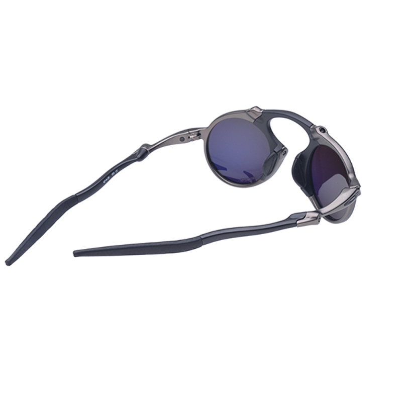 16316e1d224 Madman OO6019-03 Polarized Iridium Round Sunglasses 30 % discount