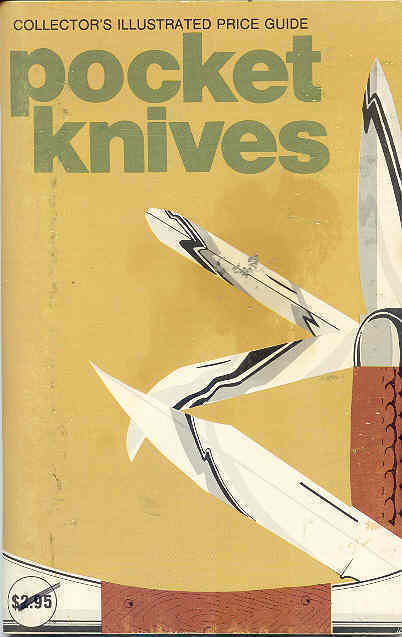 Pocket Knives 1977 Reference Book