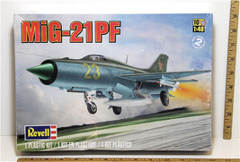 Revell Russian MIG-21PF Fishbed 1:48 Scale Plastic Model Kit #85-5482 Se... - $16.82