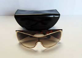 Sunglasses - Marc by Marc Jacobs MMJ 046 - Gold, with case - $17.69