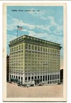 Ansley Building Atlanta Georgia 1920s postcard - $5.89