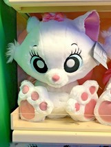 Disney Parks Marie Cat Big Feet Plush Aristocats Cat Kitty Kitten New - $68.58