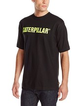 Caterpillar Men's Stand-Out T-Shirt - £8.59 GBP+
