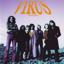 Virus  – Remember CD - $9.99