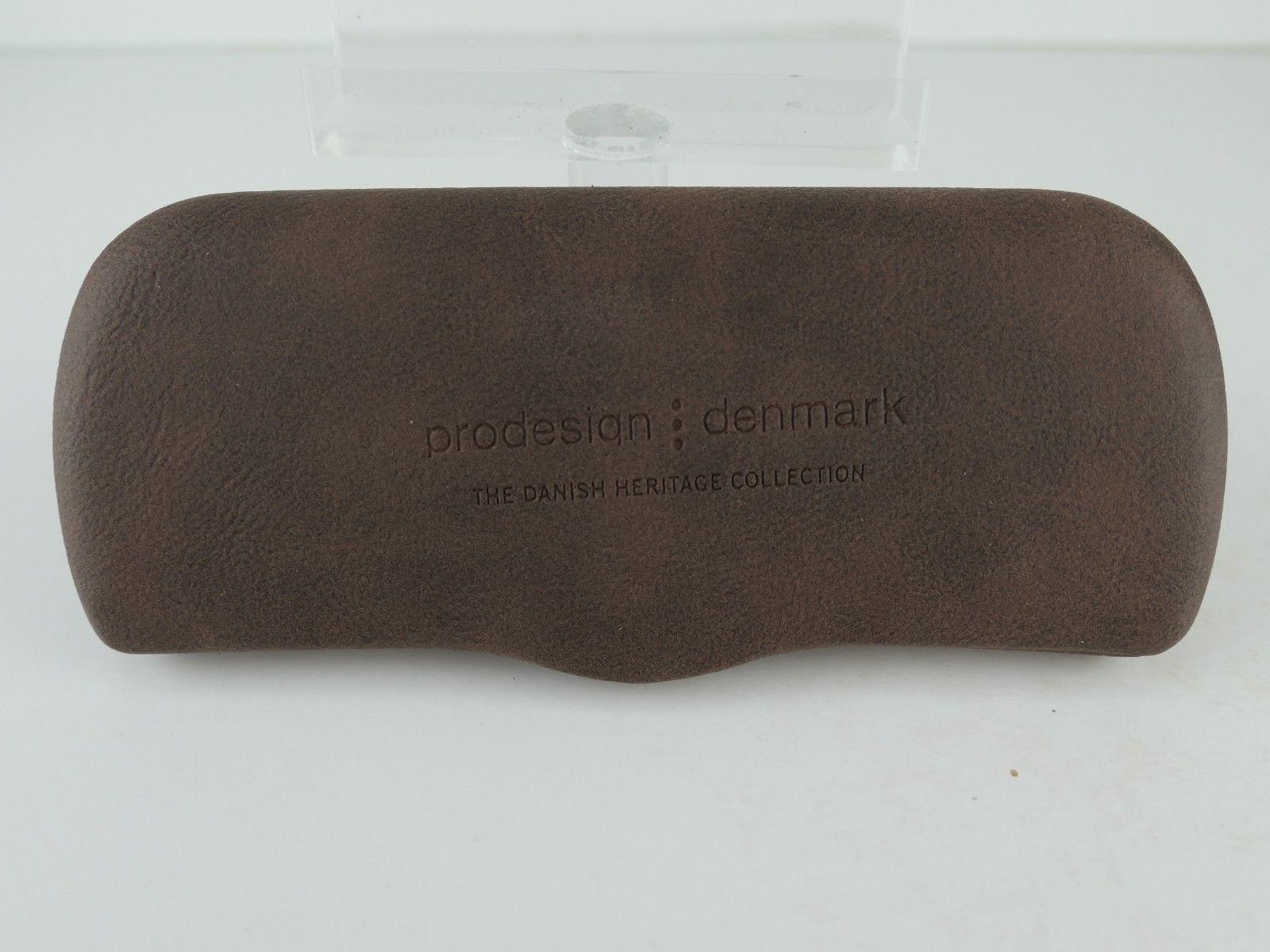 PRODESIGN DENMARK 1779 (5036) Dark Brown Brushed 51  x 17 Eyeglass Frames image 6