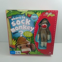 Where Is Sock Monkey Board Game For Kids - Hard To Find New - $102.85
